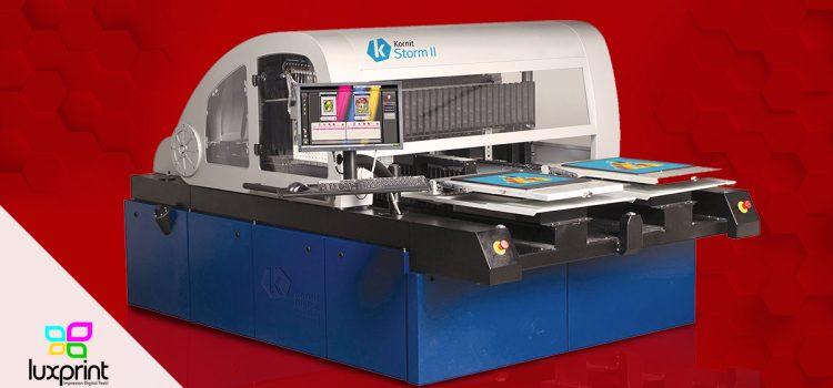 Impresión digital textil; calidad a todo color