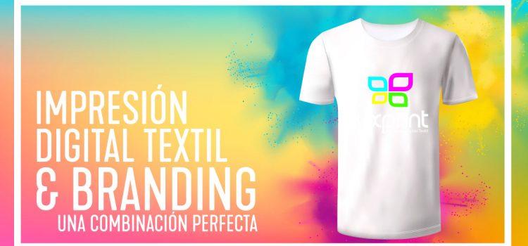 Impresión digital textil y branding: la combinación perfecta