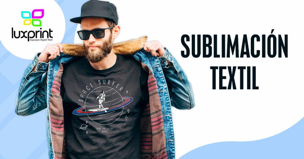 sublimación textil